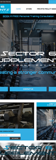 Sector6 Supplements