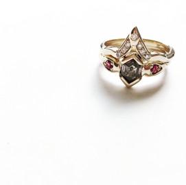 Custom Wedding Ring Band