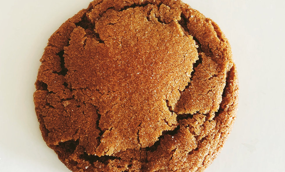 Our Classic Ginger & Spice Cookies