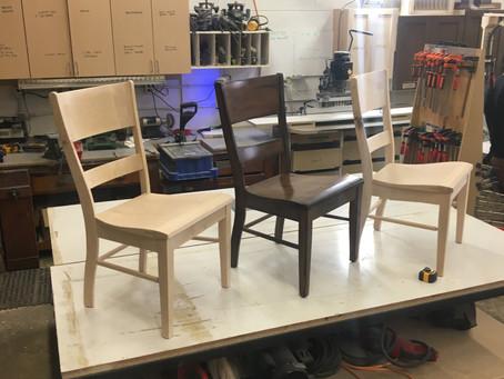 Making Custom Furniture is Fun!