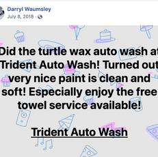 TRIDENT AUTO WASH