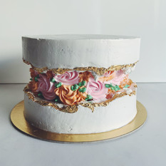 Custom Cakes   Ginger and Spice