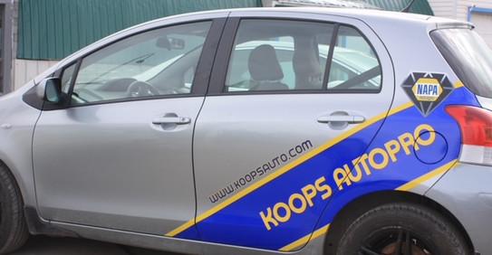 Koops Auto Pro - Black Diamond