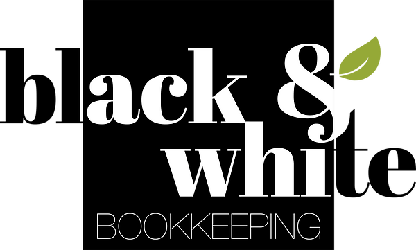 Black and White Bookkeeping