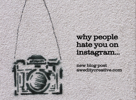 Why people don't like you on social media