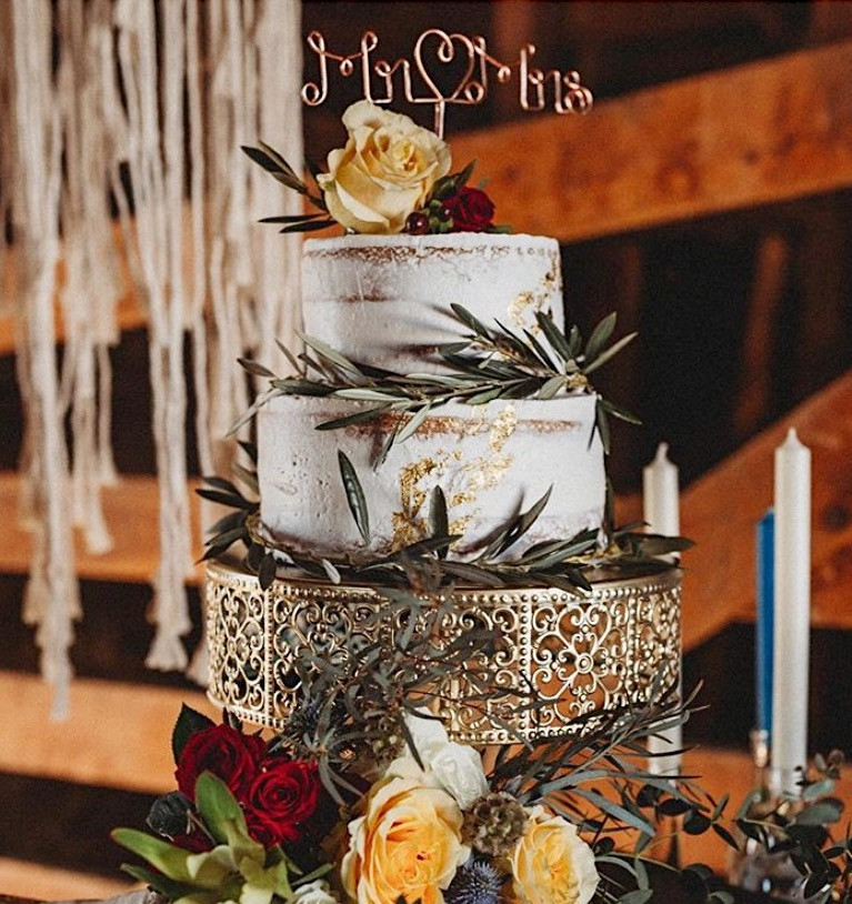 Wedding Cakes | Ginger and Spice Cakery | Okotoks