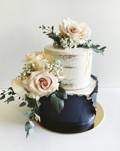Wedding Cakes   Ginger and Spice Cakery   Okotoks