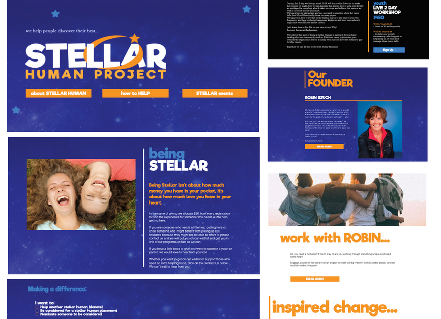 Stellar Human Project Okotoks