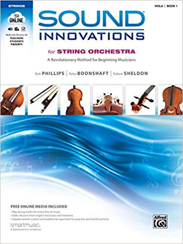 Sound Innovations for Strings