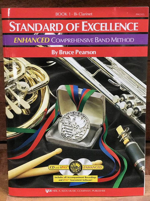 Standard of Excellence for Band