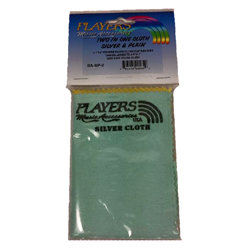 Players Silver Cleaning Cloth
