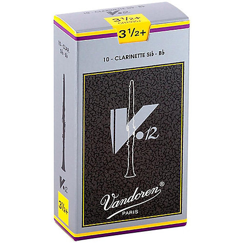 Vandoren PARIS Clarinet Reeds (10 Pack)
