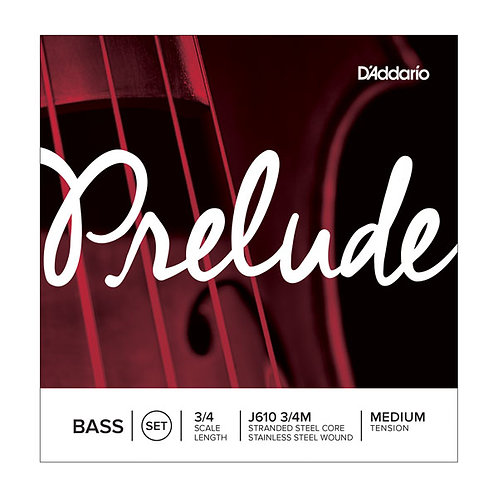 Prelude Bass Strings
