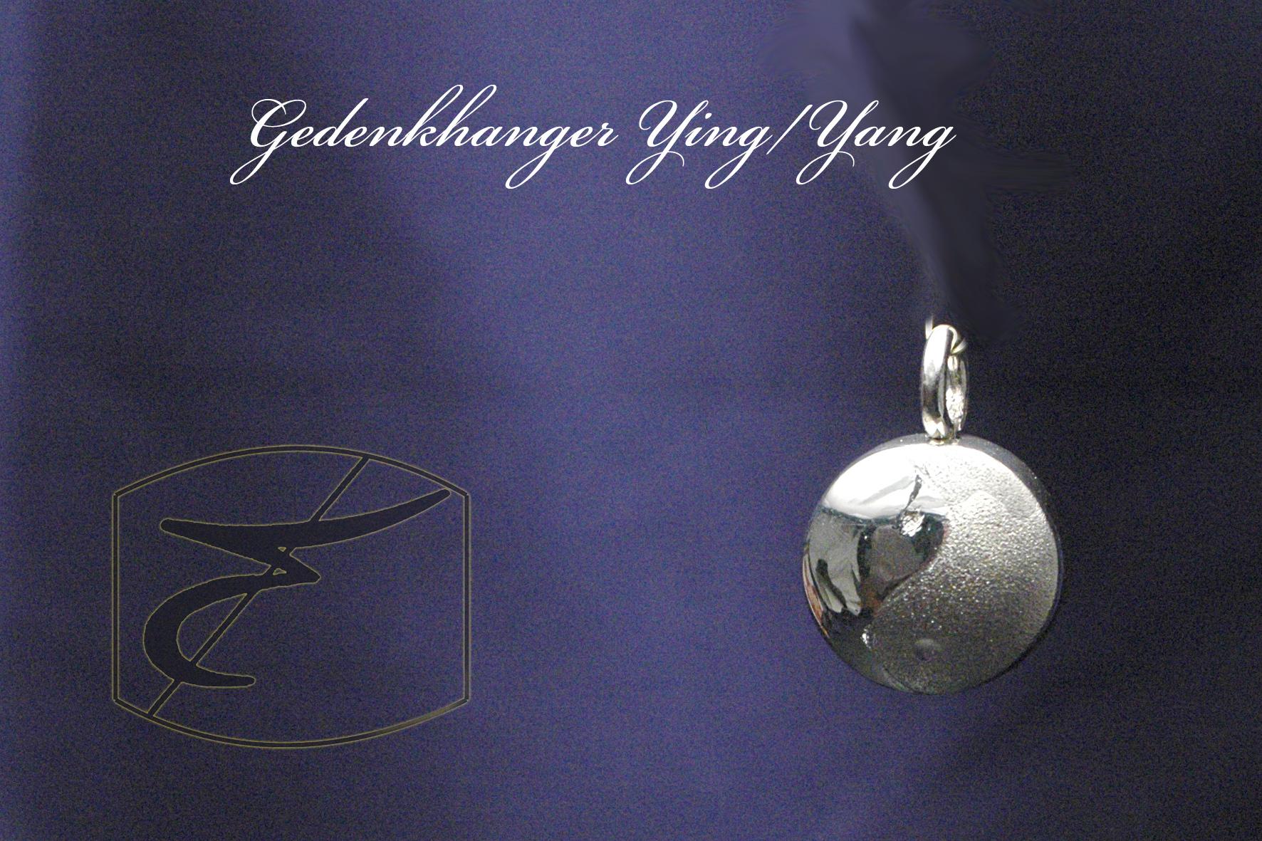 925 gedenkhanger depoortere ying yang1