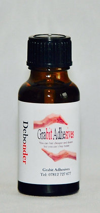 Grabit Adhesives Debonder