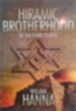 "Front Cover, ""Hiramic Brotherhood"", ""Hiramic Brotherhood of the Third Temple"""