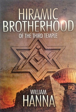 "Front Cover, ""Hiramic Brotherhood"", ""Hiramic Brotherhood of the Third Temple"""