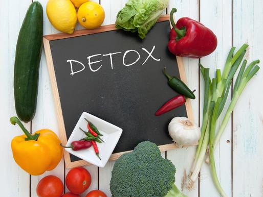 Seasonal Herbal Detox Cleanse