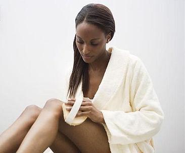 African American Women exfoliate-skin.jp