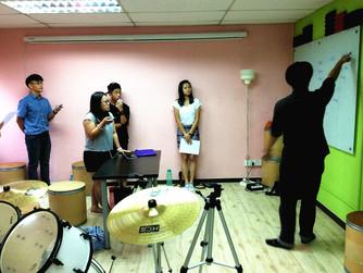 如何合唱时,变成韩国偶像团体?