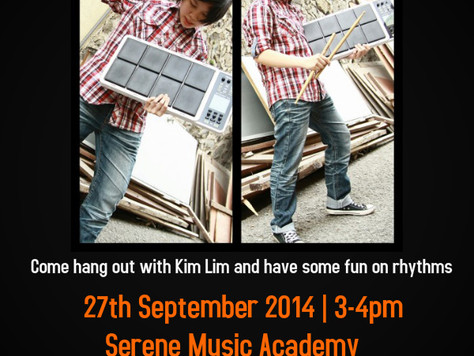Hang out with Kim Lim