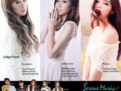 Fashion Music Malaysia 《Model Search》