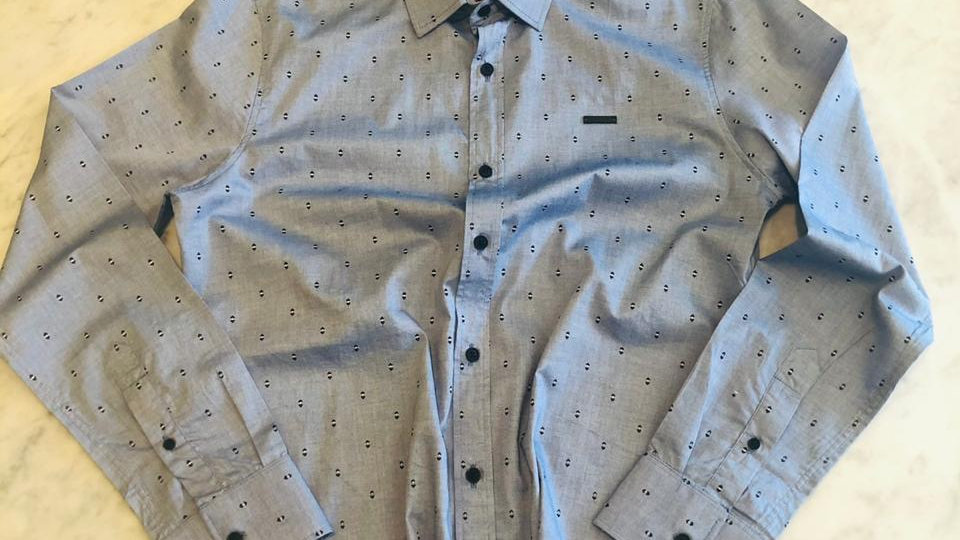 Camisa Extra 70 Cotton Exclusive Print