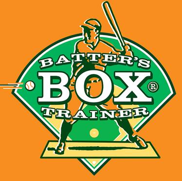 Batter's Box Trainer Branding