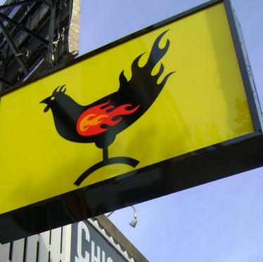 Retail Storefront Signage