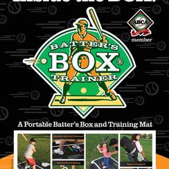 Batter's Box Signage