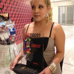 Dress Form Contest Award