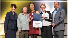 Minghui Diao received San Jose State University Research Foundation Early Career Investigator Award