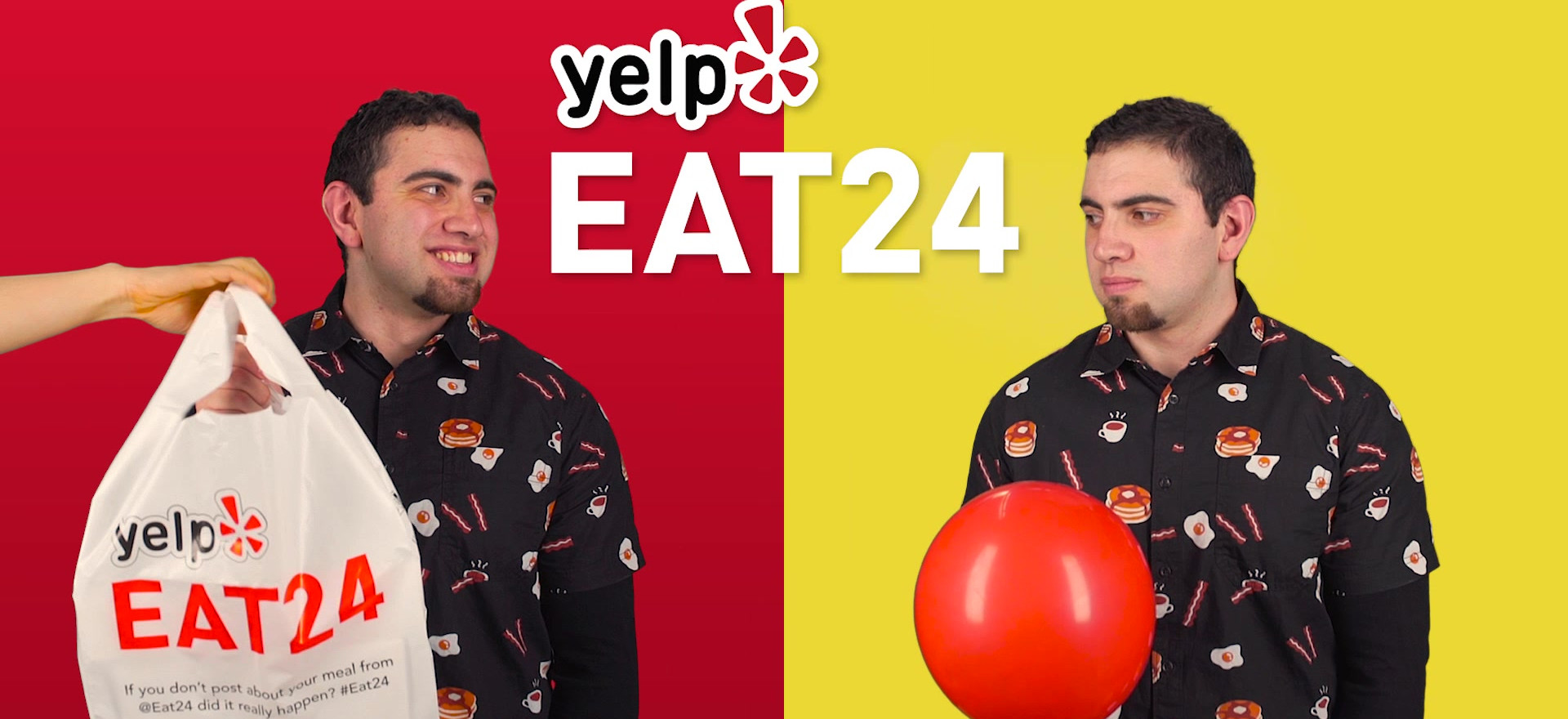Yelp Eat24 Better Than Balloons