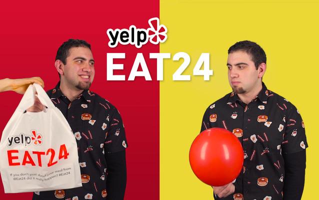 Yelp Eat24 Better Than Balloons