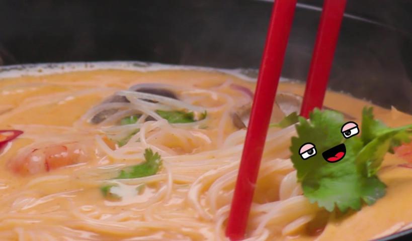 Yelp Eat24 Food Doodles