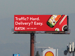 Eat24 Billboard
