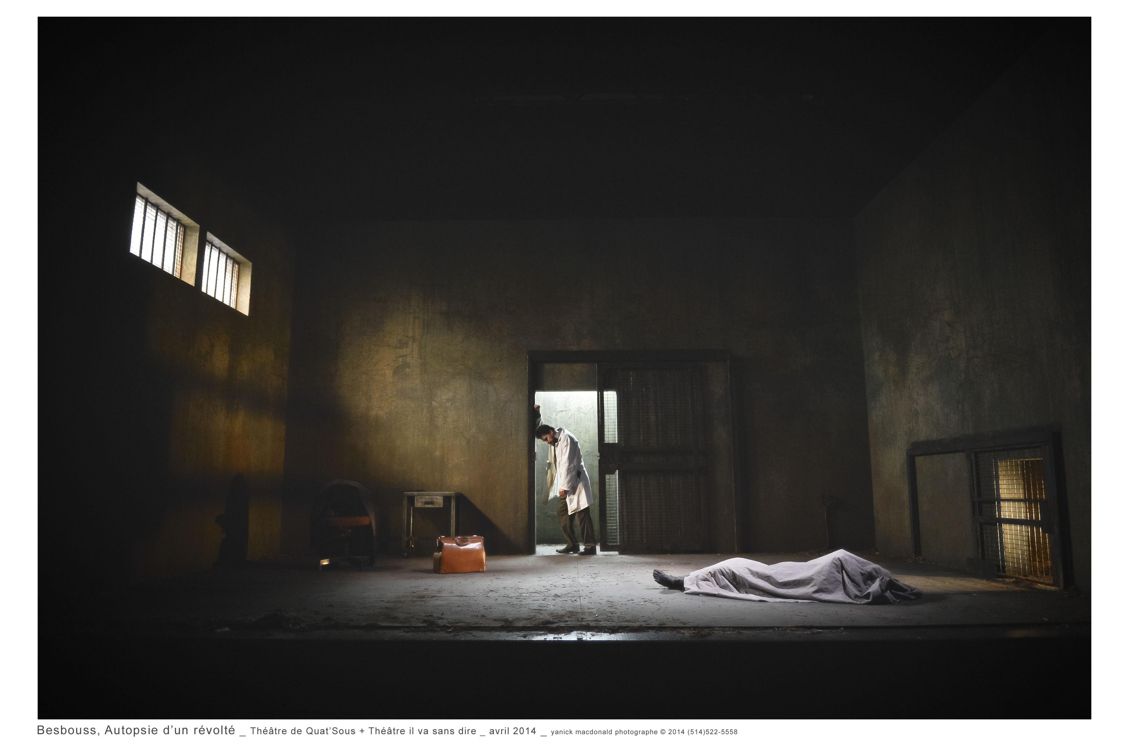 Besbouss-autopsie dun révolté