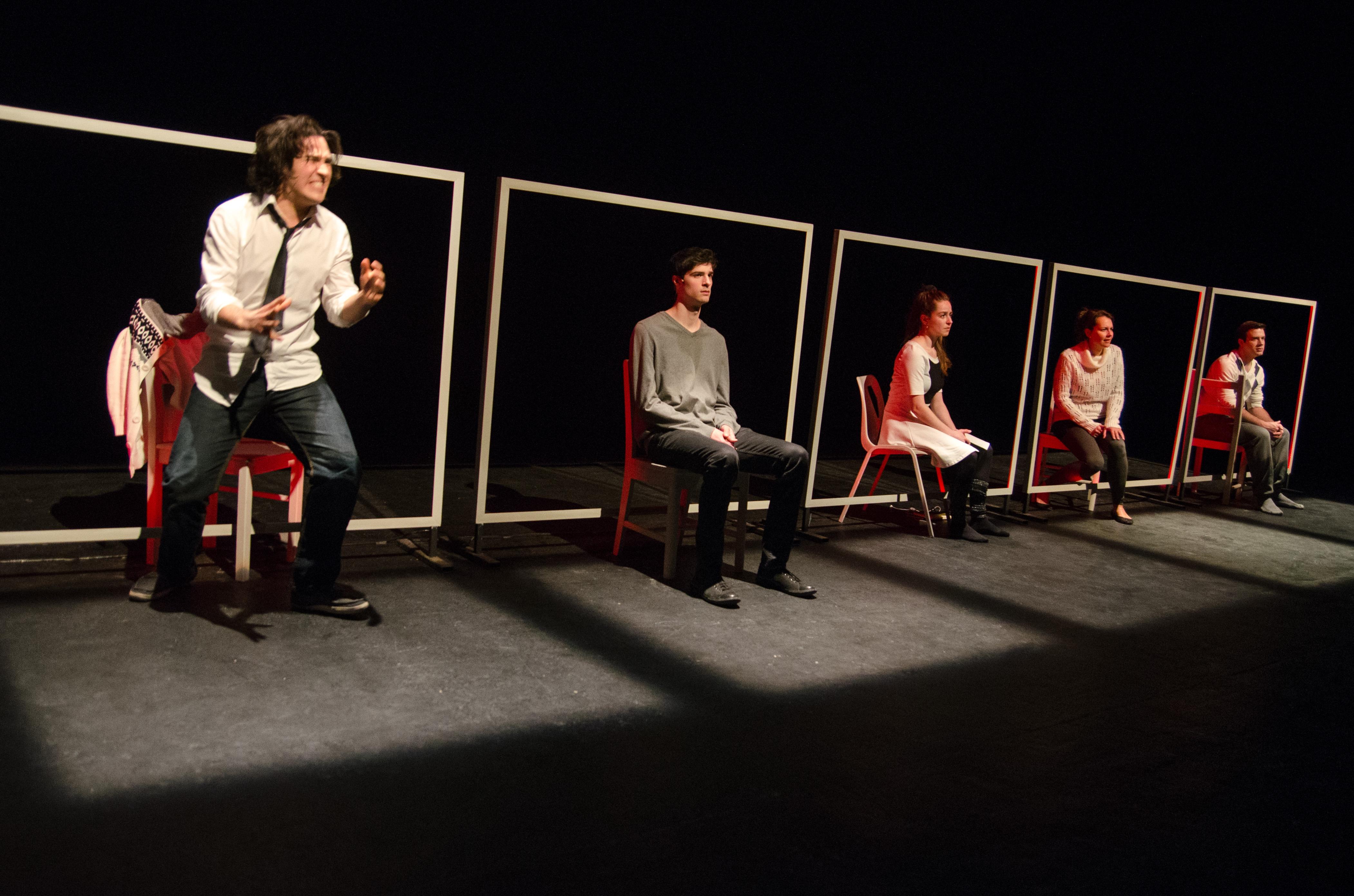 Chatroom Théâtre la Combine