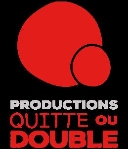 Compagnie de théâtre Quitte ou double .p