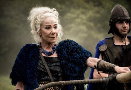 Britannia, Zoe Wananmaker as Queen Antedia