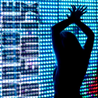 Undone 3artes Remix video shoot, Krakov Poland