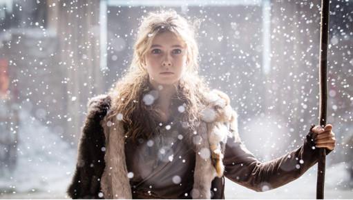Britannia, Cait (Eleanor Worthington Cox)
