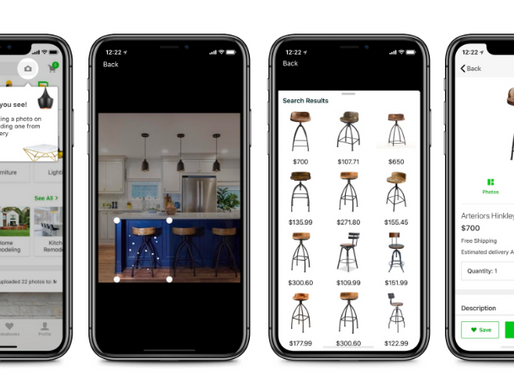 Search What You See with Visual Search