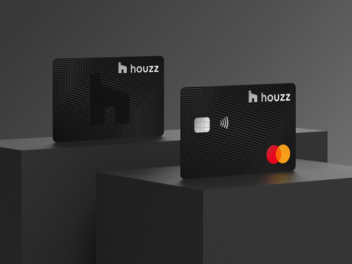 Houzz Launches First-Ever Credit Cards