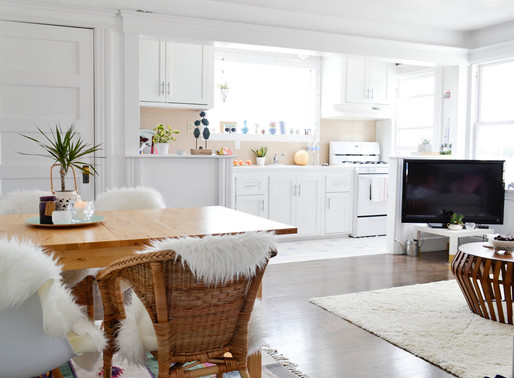 Maximizing Space in Small Homes