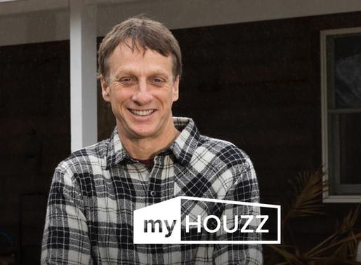 "Watch Tony Hawk's Surprise Renovation on the Latest ""My Houzz"""