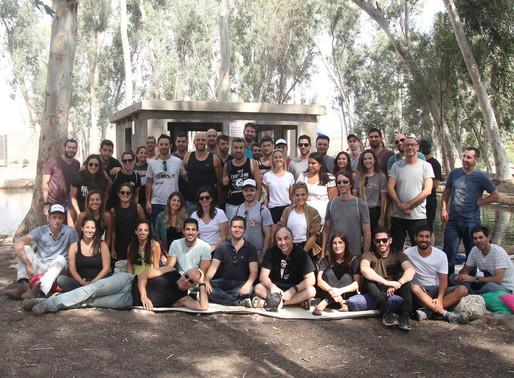 Houzz Tel Aviv Retreats to the Outdoors