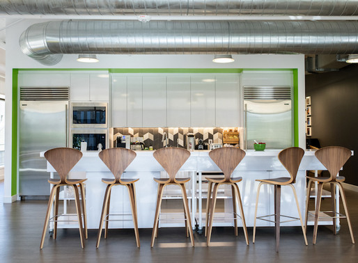 Inside Houzz: Check out our newest floor at Houzz HQ!