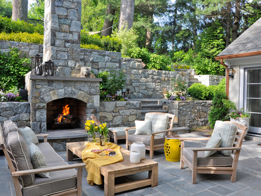 Landscaping Projects Make Backyards the Life of the Party