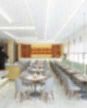 Restaurant Designs by Guru Interior & de